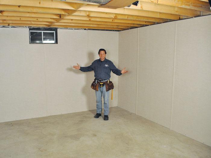 Basement Remodeling Milwaukee basement to beautiful insulated wall panels new berlin, milwaukee