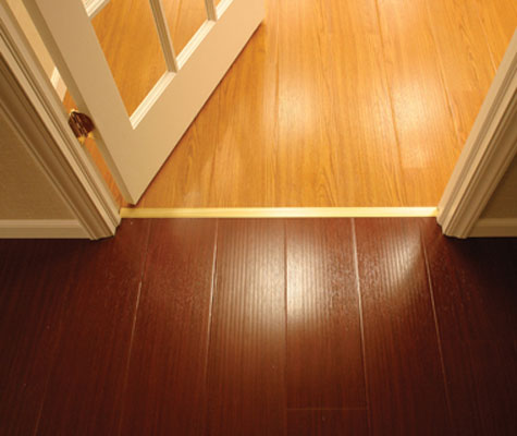 Attractive MillCreek Flooring™ Comes In Multiple Options, Pictured Here Are Our Light  Oak And Mahogany ...