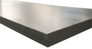 SilverGlo™ crawl space wall insulation available in Lake Zurich